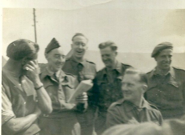 May 8th 1945, VE Day Celebrations at Visbeck near Breman
