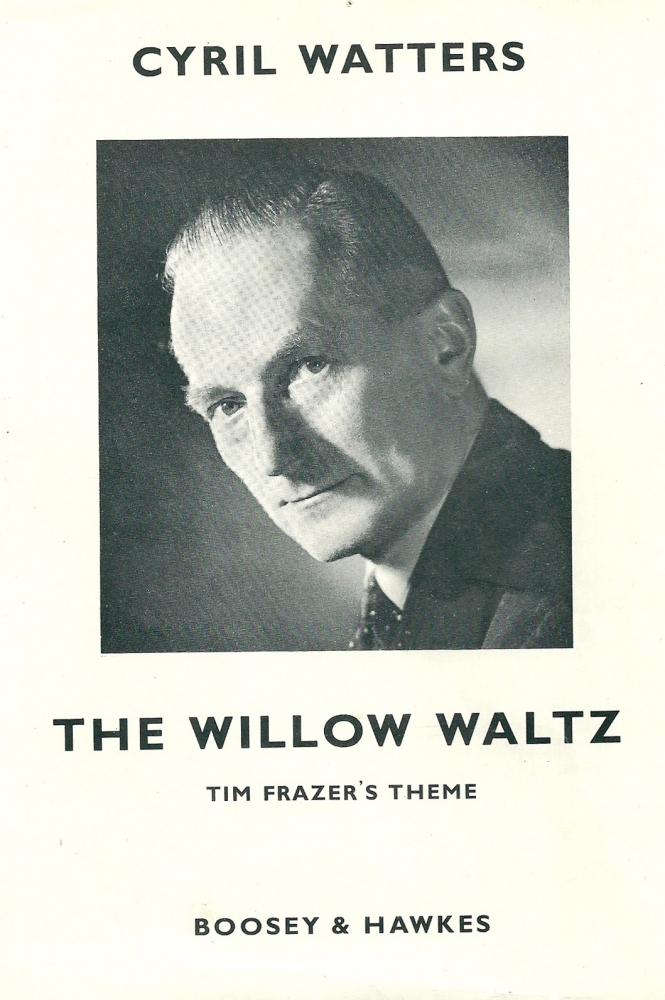 Cyril Watters - The Willow Waltz